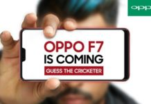 Oppo F7 looks iPhone X-style With 25MP Selfie Camera Launching in India on March 26