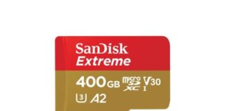 SanDisk Extreme Announced World Fastest UHS-I 400GB MicroSD Card