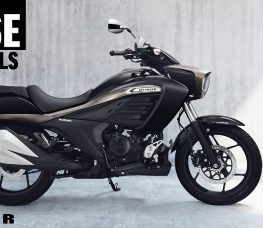 Suzuki Motorcycle Launched Intruder FI In India, Priced At Rs 1.06 Lakh