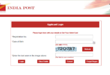 AP Postal Postman, Mail Guard Hall Tickets 2018 released Download at appost.in