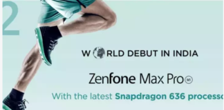 ASUS Zenfone Max Pro M1 will be launched exclusively on Flipkart on April 23rd