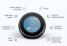 Amazon Launched in India Echo and Echo Dot, Plus Smart