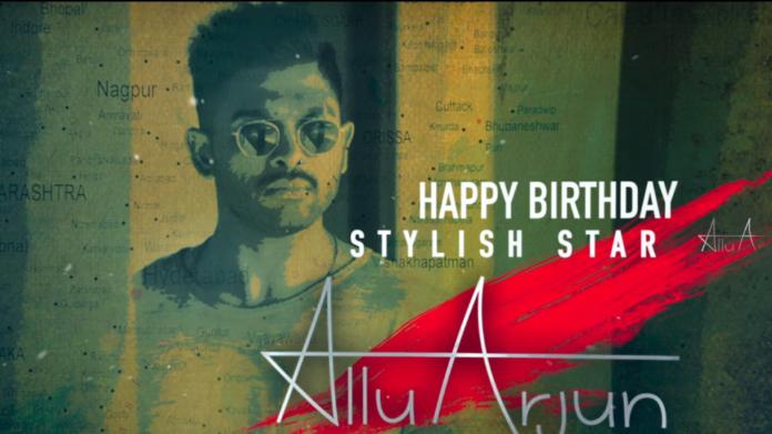 Allu Arjun NSNI movie new Dialogue Impact teaser released; South India Ka Saala