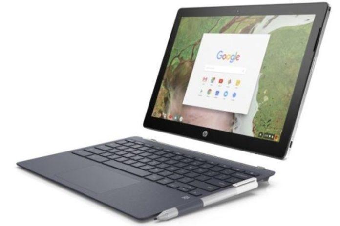HP Unveils Chromebook X2; with 12.3-inch Quad HD display, Intel Core-Y processor