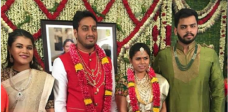 AP Minister Bhuma Akhilapriya gets engaged to industrialist Bhargav