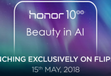 Honor 10 launching in India on Flipkart; Know Price, specifications
