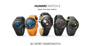 Huawei expected to launch Huawei Watch 2 water-resistant Wear OS smartwatch