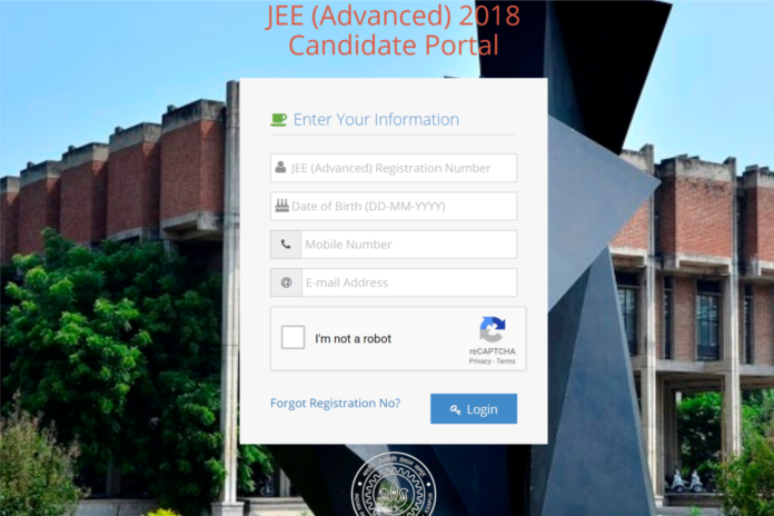 JEE Advanced 2018 Answer Key Released Submit Objections