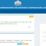 Kerala KEAM 2018 Results released at cee.kerala.gov.in; Check Your Score