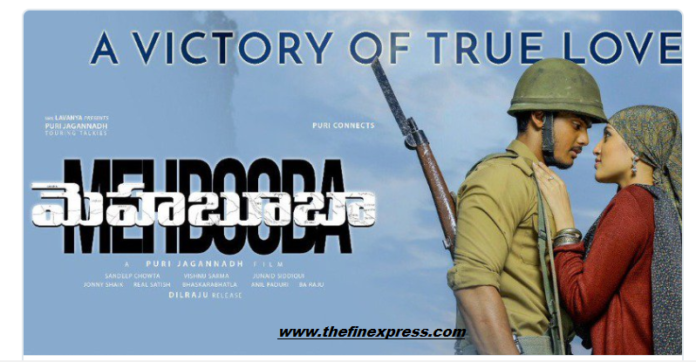 Mehbooba Movie Review, Akash Puri Mehbooba First Day Collection