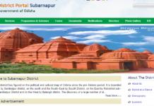 Subarnapur District NHM 59 Posts Notification released, @subarnapur.nic.in
