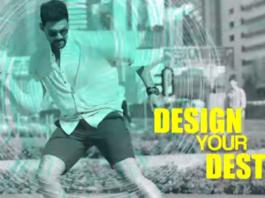 Telugu Saakshyam Movie Design Your Destiny Lyrical Video Song Out