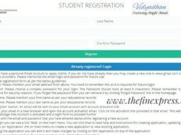 Vidyadhan Scholarships 2018 Apply Online now at www.vidyadhan.org