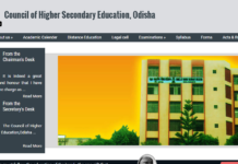 CHSE Odisha Board Plus Two Results to be released today at chseodisha.nic.in