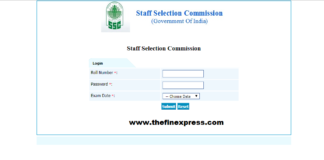 SSC CGL Final Answer Key for Tier II 2017 Download Now
