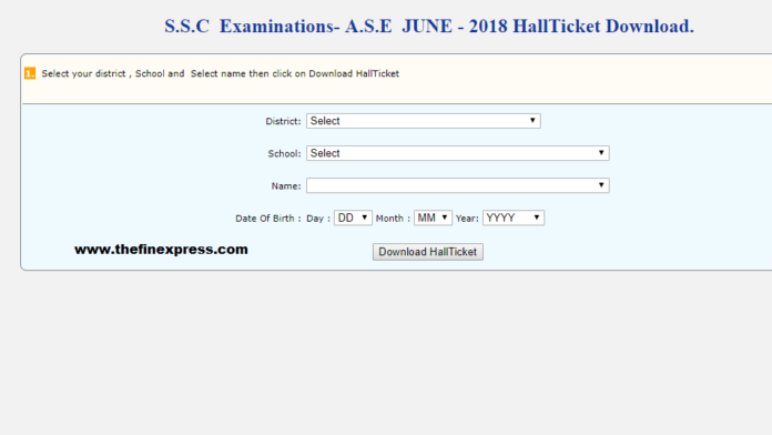 TS 10th Class Supplementary Hall tickets released