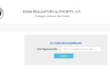 UP BTC D.El.Ed Rank Card, Merit List, Counseling Schedule