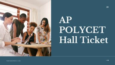 AP POLYCET Hall Ticket tap.nic.in